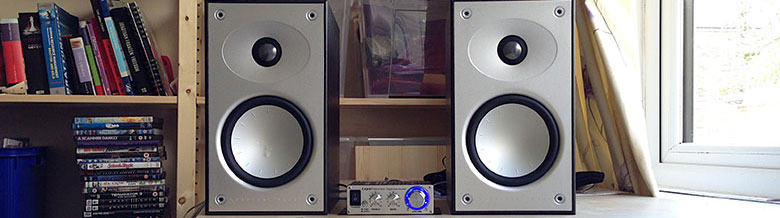 Lepai 2020+ with Mordaunt Short Avant 902i Speakers