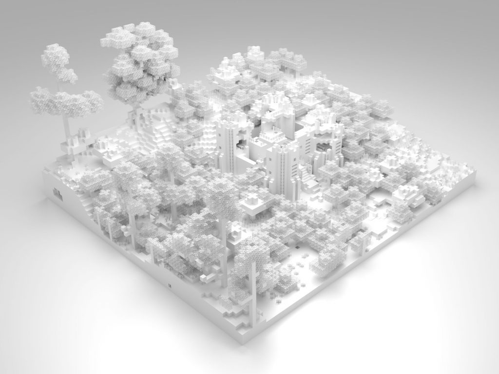 minecraft-white-render